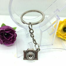 Mini Creative Key Chain Ring Keyring Metal Keychain Gift Tool camera