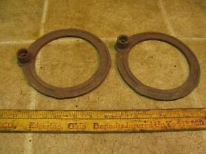2 John Deere A23055 False Plate Filler Ring Beet & Sorghum Boxes Corn Planter