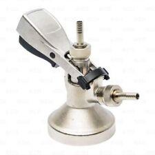 G System Keg Coupler Tap Chrome Brass Boddingtons Fuller's Anchor