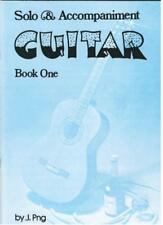 Solo & Accompaniment Guitar By J.Png - Book One