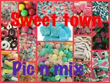 Sweets Jelly Pic n Mix Halal Candy 48 DIFFERENT TYPES 100grms 1KG HMC Certified