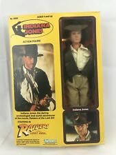 "1981 Kenner Indiana Jones Raiders of the Lost Ark 12"" Figure Doll Vintage In Box"