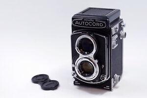 Mint NR Minolta AUTOCORD III MVL Rokkor 75mm f/3.5 75/3.5 TLR Camera