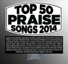 Top 50 Praise Songs 2014 [3 CD], Maranatha! Praise Band, New