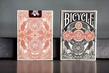 Bicycle Federal 52 Gold Certificate Playing Cards - Signed Deck