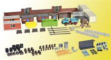 Kibri Bausatz  38313 H0 Deko-Set Hinterhof