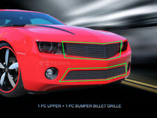 Fits 2010 11 12 13 Chevrolet Camaro LT LS Combo Billet Grille Grill