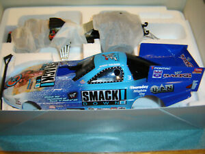1/24 Action MAC TOOLS NHRA Funny Car WWF / CHRIS JERICHO Jerry Toliver 2002