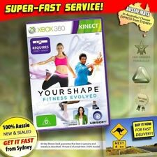 YOUR SHAPE Fitness Evolved game for Xbox 360 *NEW OZI Training weight loss dance
