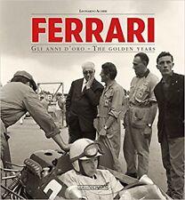 LIBRO=Ferrari. Gli anni d'oro. The golden years. Ediz. italiana e inglese=NUOVO