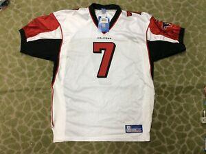 NWT Vintage Reebok On Field Michael Vick Jersey Size 54 Stitched Atlanta Falcons