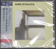 "DIRE STRAITS ""DIRE STRAITS"" JAPAN SHM-SACD UIGY-9634 JEWEL CASE *SEALED*"