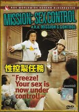 Mission Sex Control (2006) Korean Movie _English Sub_ DVD Region 0_ Kim Jung-Eun