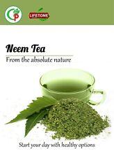 Tropische Neem Blatt Tee, Herbal Ergänzung, Kraftvoll Detox Agent, 20 Teebeutel