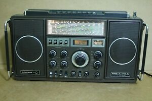 GRUNDIG SATELLIT model: 2400 SL PROFESSIONAL shortwave RADIO World-Band RECEIVER