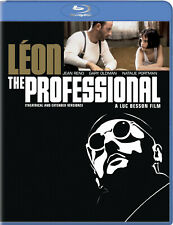 Leon the Professional (Blu-ray Disc, 2009, Unrated Extended Edition) Jean Reno