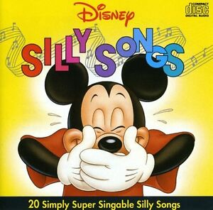 Various Artists - Disney's 20 Silly Songs / Various [New CD]