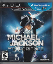 Michael Jackson: The Experience (Sony PlayStation 3) Complete w. Manual