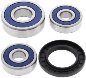 All Balls Racing Rear Wheel Bearings and Seal Kit 25-1347 Wheel Bearing/Seal Kit