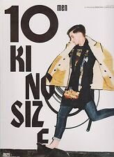 10 TEN MEN Fashion Magazine No 27 (Autumn/Winter 2011, R J King cover