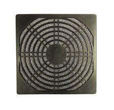 120mm New Fan Filter Assembly Plastic Black 389*