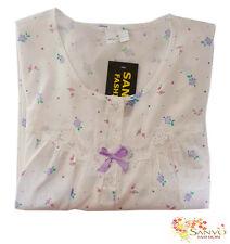 Cotton Nightie & Brunch coat set BNWT Cotton Nightie