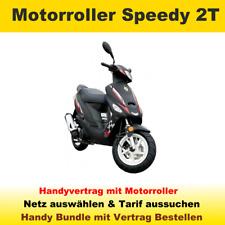 Handyvertrag mit Motorroller Handy Bundle Roller 50ccm 2-Takt Mobilfunkvertrag
