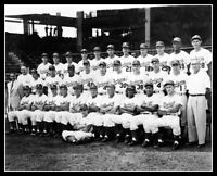 1953 Brooklyn Dodgers Team Photo 8X10 Robinson Flatbush Buy Any 2 Get 1 FREE