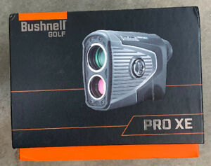 Bushnell 201950 Pro XE Golf Laser Rangefinder Brand New Free Shipping