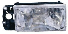 1990-1992 Volvo 740/91-95 940 Passenger Side Headlight Assembly w/o Fog Lights