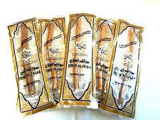 NUOVO siwak al Falah Miswak X 10 AROMA NATURALE Sewak Dente Spazzolino Denti più puliti