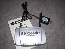 USRobotics MAXg USR5461 54 Mbps 4-Port 10/100 Wireless G Router (USR5461)