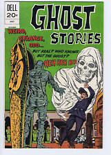 Ghost Stories #37 Dell 1973