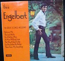 ENGELBERT HUMPERDINCK - THIS IS ENGELBERT VINYL LP AUSTRALIA