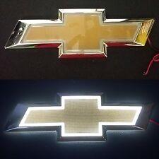 5D LED Car Tail Logo Auto Badge Light White Light for Chevrolet/ Holden Cruze