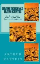 Creative English Roleplaying Activities : 80 Role-Play Situations for English...