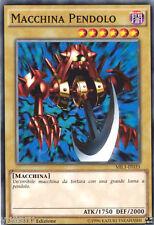 3X Macchina Pendolo MIL1-IT033 COMUNE MINT YUGIOH