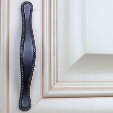 """4554-ORB - 3"""" CC Beaded Cabinet Pull - Oil Rubbed Bronze"""