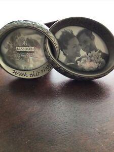 """Malden Pictureframe """"with This Ring"""""""