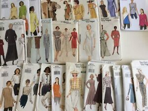 Vogue patterns x 22, 11 are FF