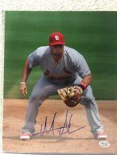 Matt Adams Signed St. Louis Cardinals 8x10 Photo Sid Graphs