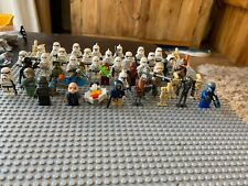 lego star wars minifigures bundle X 46