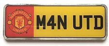 Grande Manchester Utd Squadra Di Calcio Targa Distintivo Spilla Smaltata