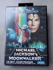 Michael Jackson's Moonwalker Sega Mega Drive