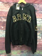NEW Rapid Dominance Black Army Jacket Sz XXL
