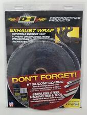 "DEI 010108 2"" x 50ft Exhaust Wrap - Black"