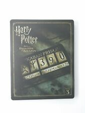 Harry Potter And The Prisoner of Azkaban - (4K UHD + Blu-Ray) Steelbook Case