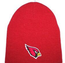 Arizona Cardinals NFL Team Apparel Cuffless Knit Winter Hat/Beanie/Toque