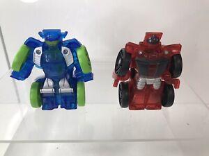 Transformers Rescue Bots Flip Racer - Car X 2
