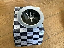 Genuine Maserati Ghibli & QP 3.0 Centre Wheel Cap Part Number 670013626
